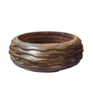 Timorese Artwork - Handcarved Timber Fruit Bowls GV LAFB 4001